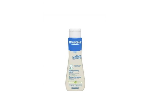 MUSTELA CHAMPU 200 ML
