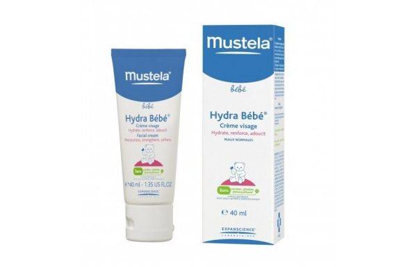 MUSTELA HYDRA BEBE 40 ML