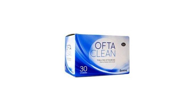 OFTA CLEAN TOALLITAS OFTALMICAS