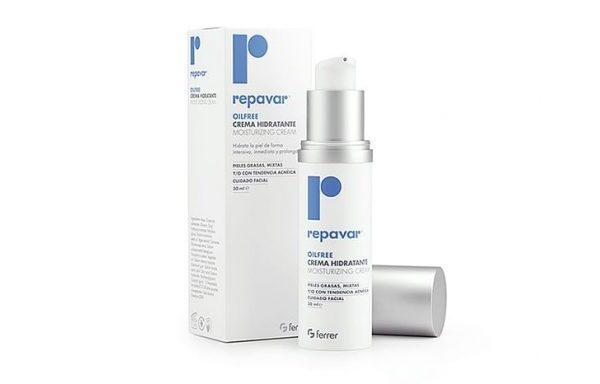 OTC Ferrer Repavar Oil Free Crema Hidratante, 30ml