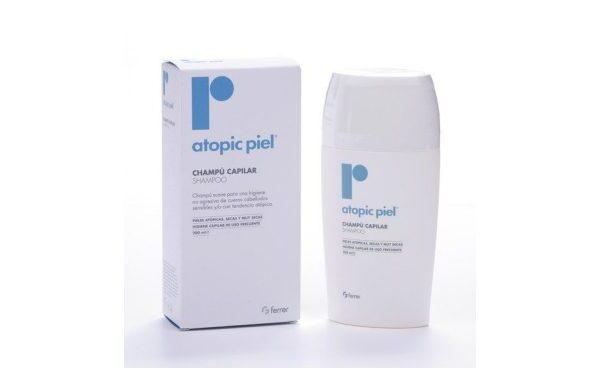 ATOPIC PIEL CHAMPÚ CAPILAR 200ML