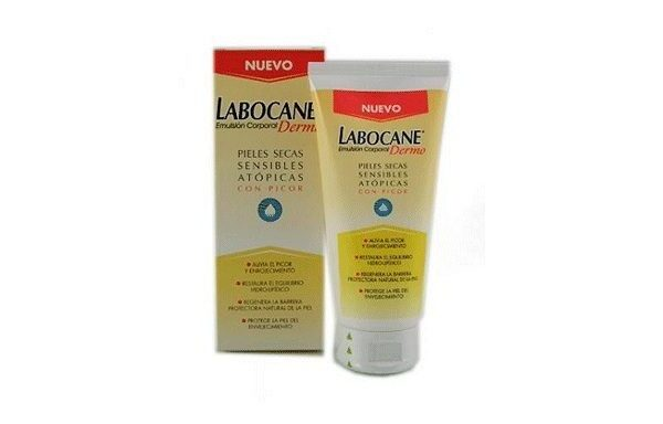 Labocane Emulsión Corporal para Pieles Sensibles con Picor 200 ml