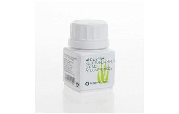 Aloe Vera 500mg 60comprimidos