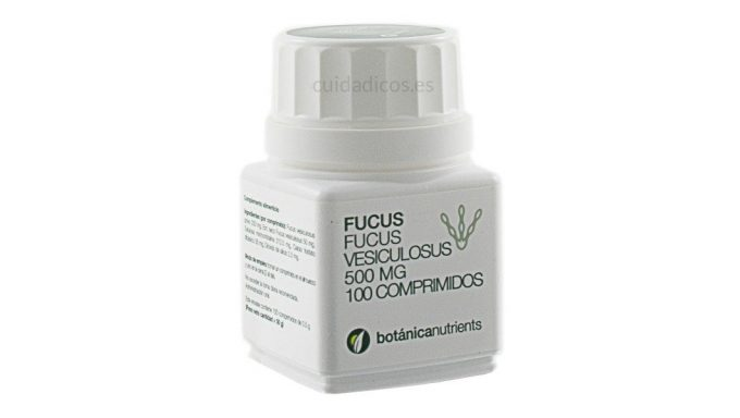 Fucus 500 Mg. 100 Comp.
