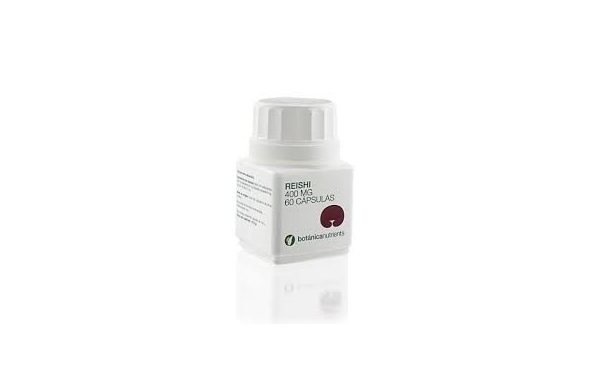 REISHI 400mg 60 Cápsulas de Botánica Nutrients