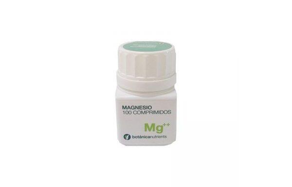 MAGNESIO 100 Comprimidos 200mg de Botánica Nutrients