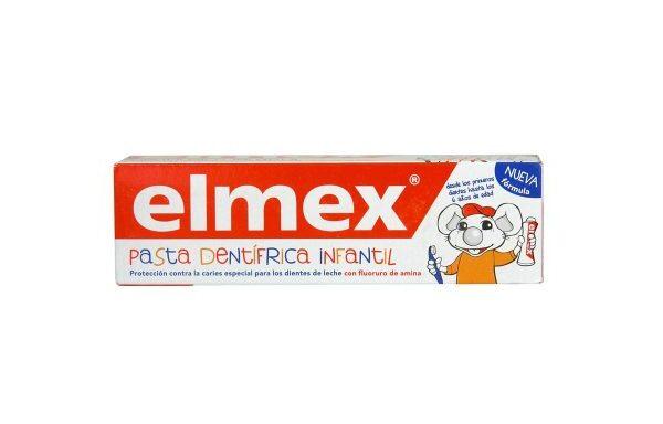 Elmex Pasta dentífrica - Anticaries infantil 50 ml