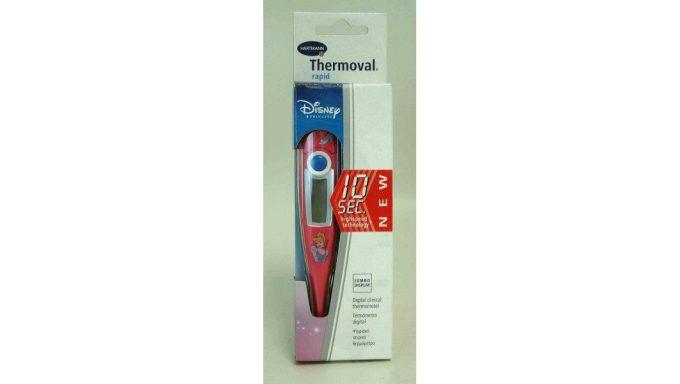 Thermoval rapid termómetro digital disney