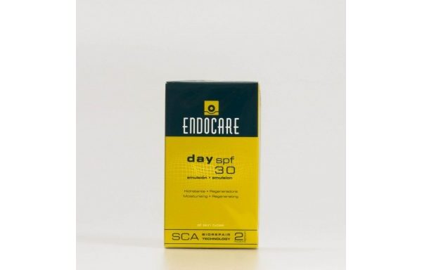 ENDOCARE DAY SPF 30 + GRATIS ENDOCARE C 3 AMPOLLAS 2ml 303665
