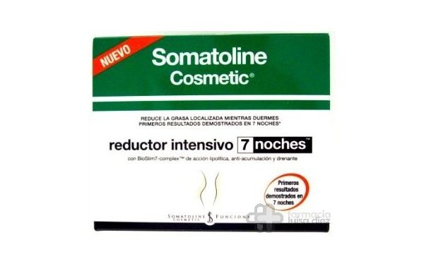 SOMATOLINE TRATAMIENTO REDUCTOR INTENSIVO 7 NOCHES 450 ML CN 152154