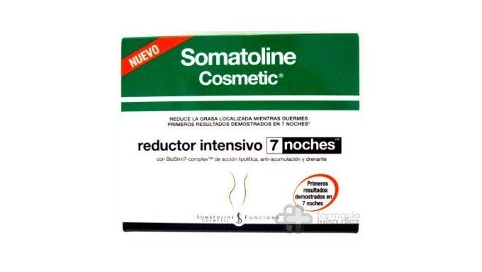 SOMATOLINE TRATAMIENTO REDUCTOR INTENSIVO 7 NOCHES 450 ML CN 152154