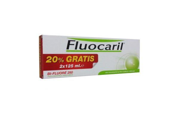 FLUOCARIL BIFLUOR DUPLO 125ML