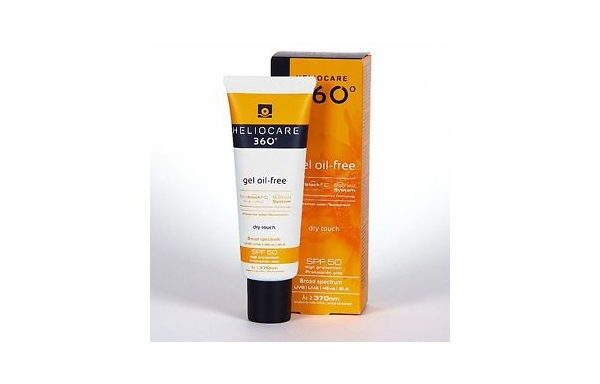 HELIOCARE 360 GEL OIL FREE SPF50 50ml 172413