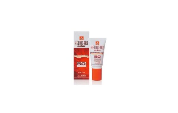 heliocare spf50 gelcrema color light 50ml [163815]