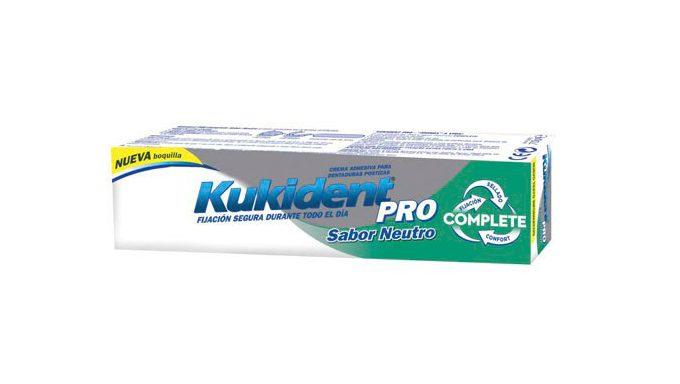 kukident pro complete sabor neutro 47gr.