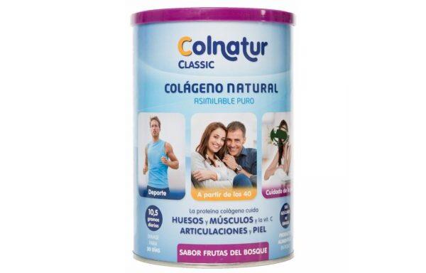 Colnatur Classic sabor Frutas del Bosque 330 gr