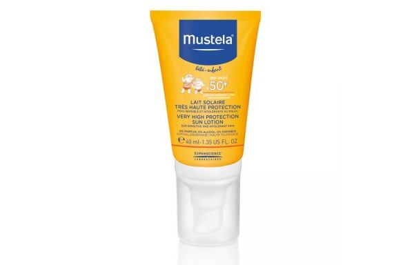 mustela crema foto protectora facial