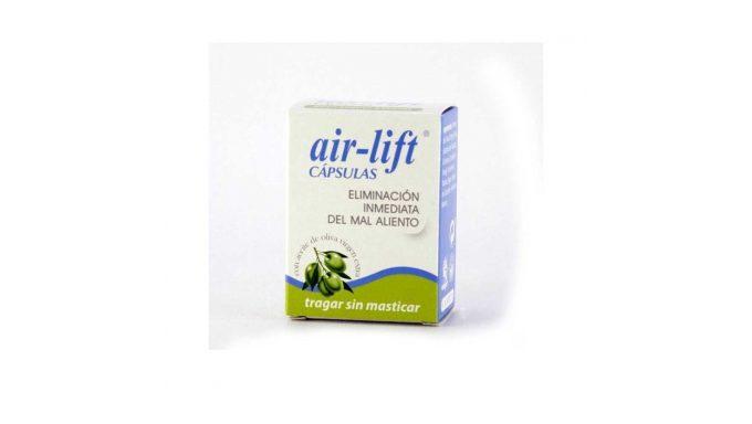 air-lift freshbreath capsulas