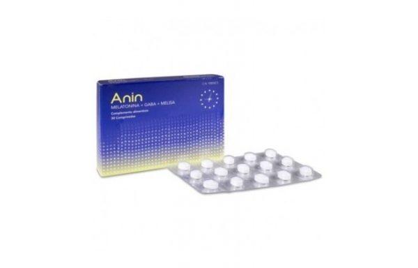melatonina anin