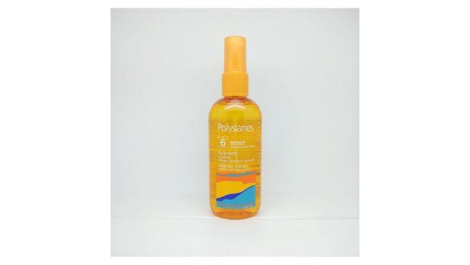 polysianes aceite spf 6