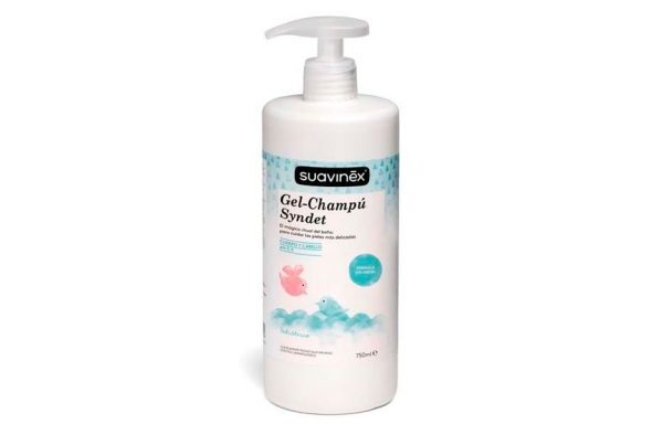gel champu suavinex 750 ml