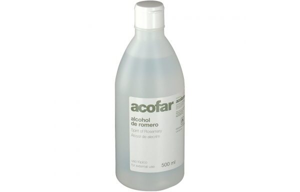alcohol de romero acofar 500ml