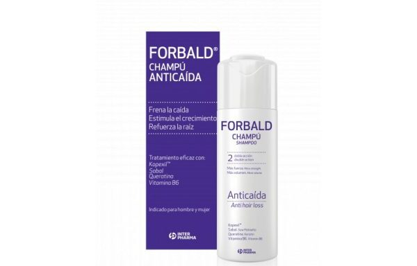 forbald champu 250 ml