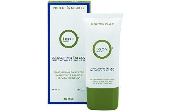 anagras hidratante solar fps 15